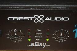Ampli De Puissance Crest Ca12 Pro Audio Professional 2800w