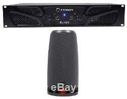 Ampli Professionnel Pour Amplificateur De Puissance Crown Pro Xli1500 900w 2 Canaux Dj / Pa + Rockship