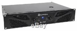 Ampli Professionnel XLI 1500 Crown Pro Xli1500 900w À 2 Canaux Pour Amplificateur Dj / Pa