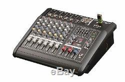 Amplificateur Amplificateur De Mixage Alimenté Professionnel À 6 Canaux De 2000 Watts