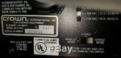 Amplificateur Audio Crown Macro-tech 3600vz