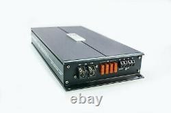 Amplificateur Bp-1600.1 1600 Watt Max Power Professional Monoblock Bully Perfomance