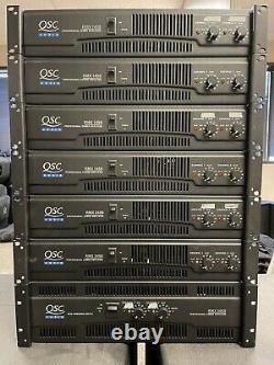 Amplificateur D'alimentation Professionnel Qsc Rmx5050