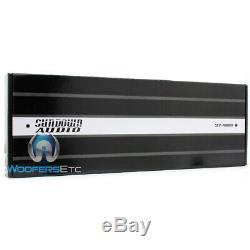 Amplificateur De Basse De Haut-parleurs Subwoofers Monoblock 4000w Rms De Sundown Audio Scv-4000d