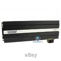 Amplificateur De Basse De Haut-parleurs Subwoofers Monoblock 6000w Rms De Sundown Audio Scv-6000d