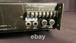 Amplificateur De Champ Magnétique Professionnel Carver / Modèle D'ampli Pm-900 / Pm900