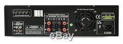Amplificateur De Puissance Amplificateur De Puissance Stereo Numérique Dj Pro Home 500w Dj Iphone Dock