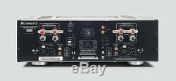Amplificateur De Puissance Cambridge Audio 2 Canaux Stéréo Professionnel / Mono (argent 851w)