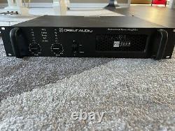 Amplificateur De Puissance Crest Audio Pro 9200