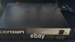 Amplificateur De Puissance Crown 460 Csl Pro Thx 9046