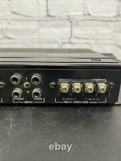 Amplificateur De Puissance De 4 Canaux Denon Professional Audio Dca-3150 Fabriqué Au Japon