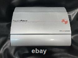 Amplificateur De Puissance De Précision Pcx440 Power Class Pro 4ch. Nouvelles Fiches! Essais Complets