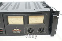Amplificateur De Puissance De Série Professionnel Yamaha Pc2002m Utilisé Bon Du Japon F/s