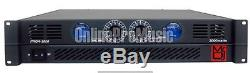 Amplificateur De Puissance Dj Mra Proa3000 Série Pro Avec 2 Canaux, Pointe De 3000 Watts