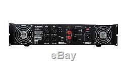 Amplificateur De Puissance Dj Pa Musysic Professional 2 Canaux 9000 Watts Mu-p9k