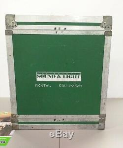 Amplificateur De Puissance Double Canal 650w Qsc MX 2000a Pro Pro + Flight Case