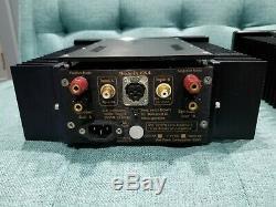 Amplificateur De Puissance Monarchy Sm-70 Pro (paire)
