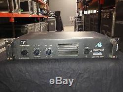 Amplificateur De Puissance Monorual Bi-ampli Ab International Professional 8120a