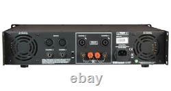 Amplificateur De Puissance Professionnel 1200w Hh Electronics Sr1200