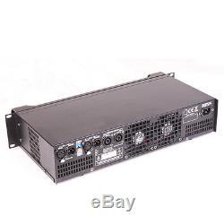 Amplificateur De Puissance Professionnel 2 Canaux 4300w Audio Stéréo Amp Tulun Play Tip1300