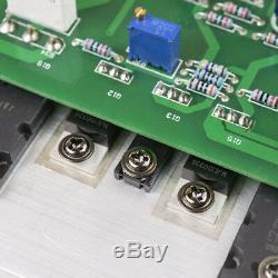 Amplificateur De Puissance Professionnel À Paire Paire Pr-800 Classe A / Ab Avec Dissipateur De Chaleur