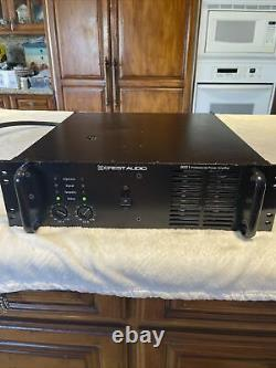 Amplificateur De Puissance Professionnel Crest Audio 9001