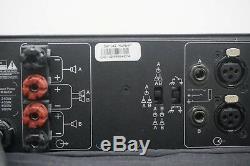 Amplificateur De Puissance Professionnel Crest Ca-6 Pro Audio