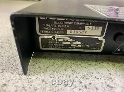 Amplificateur De Puissance Professionnel Crown D-75a