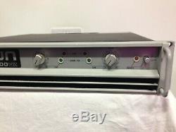 Amplificateur De Puissance Professionnel Crown Macro-tech 3600vz