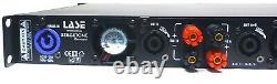 Amplificateur De Puissance Professionnel De Série Lase-5000 1u 2 X 2800 Rms Watts 8 Classe D
