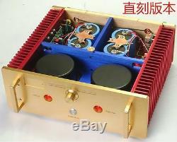 Amplificateur De Puissance Professionnel Hi-end Non-nfb Stéréo Hifi 250w @ 4ohm