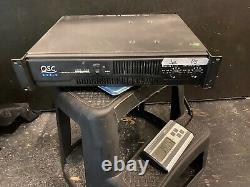 Amplificateur De Puissance Professionnel Qsc Rmx1450 1400w