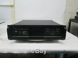 Amplificateur De Puissance Qsc Powerlight 4.0 Pro 2 Canaux Pl4.0 900 Wpc @ 8 Ohms