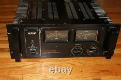 Amplificateur De Puissance Sonore Naturel Yamaha P-2200 Professional Series