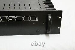 Amplificateur De Puissance Stéréo De Bryston 3b Pro