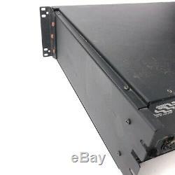 Amplificateur De Puissance Stéréo Monster Carver Pxm900 Sur Rack