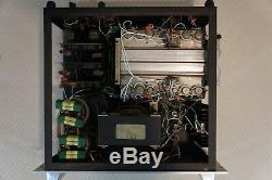Amplificateur De Puissance Stéréo Professionnel Bgw Modèle 1000