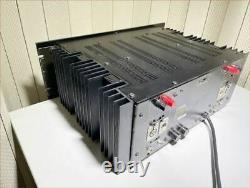 Amplificateur De Puissance Yamaha Pc2002m Professional Series