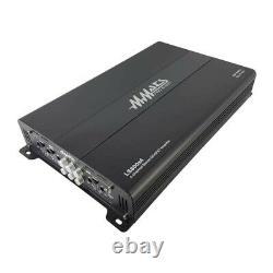 Amplificateur Mmats Ls850.4 Pro Audio 4 Canaux Flambant Neuf Avec Ampli Puissant Garantie