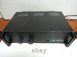 Amplificateur Professionnel Ab Systems Precedent Series 600