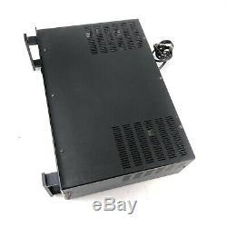 Amplificateur Stéréo Vintage Adcom Gfa-2 200 Watts Pro Audio