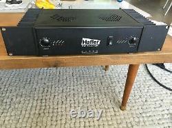 Amplifieur De Puissance Professionnel Hafler P1500 Trans Nova 75w