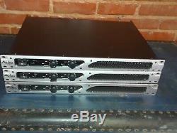 Avlex 1u Amplificateur De Puissance Professionnel Pa-200