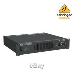 Behringer Europower Ep4000 Amplificateur De Puissance Stéréo Professionnel 689076150514 120v