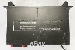 Bgw 750b Professional Amplificateur De Puissance 2 Canaux Amp # 39185 Service De Besoins