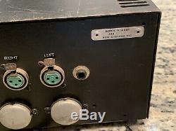 Bgw Amplificateur De Puissance Professionnel Modèle 250e