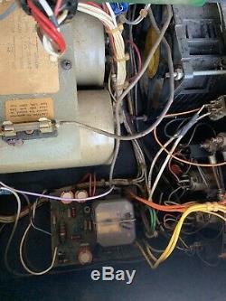 Bgw Modèle 750c Vintage Amplificateur De Puissance Professionnel Seulement 1 Canal De Travail