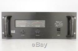 Bgw Modèle Professionnel 750b Amplificateur De Puissance 2 Canaux Amp # 39182