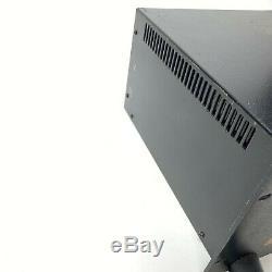 Bgw Modèle Professionnel 750e Amplificateur De Puissance Stéréo 2 Canaux Amp Pour La Réparation