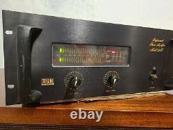 Bgw Professional Power Amplificateur Modèle 750e Vendu Pour Pièces Ou Non
